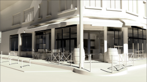 Galerie - Projet collectif Bistrot - 5 images