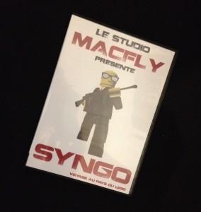 Syngo en DVD