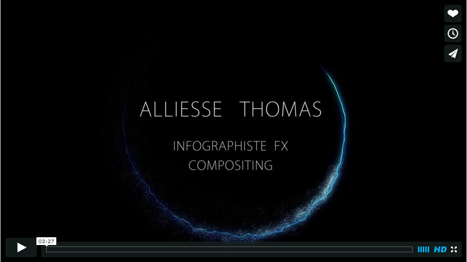 Thomas Alliesse - Formateur After Effects