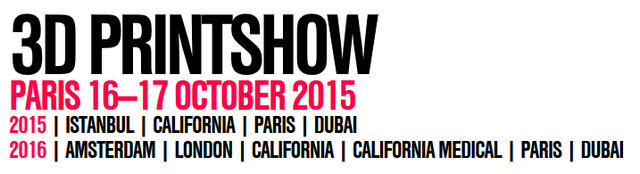 Paris 3D Printshow 2015