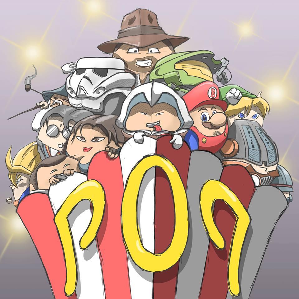 POP La Série