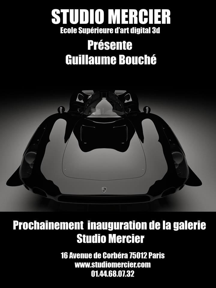 Inauguration de la galerie Studio Mercier