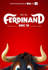 Ferdinand le film d'animation 3D
