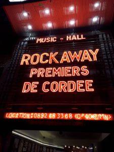 Concert Rockaway